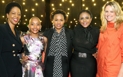 FNB Business Women's Breakfast – Unstoppable