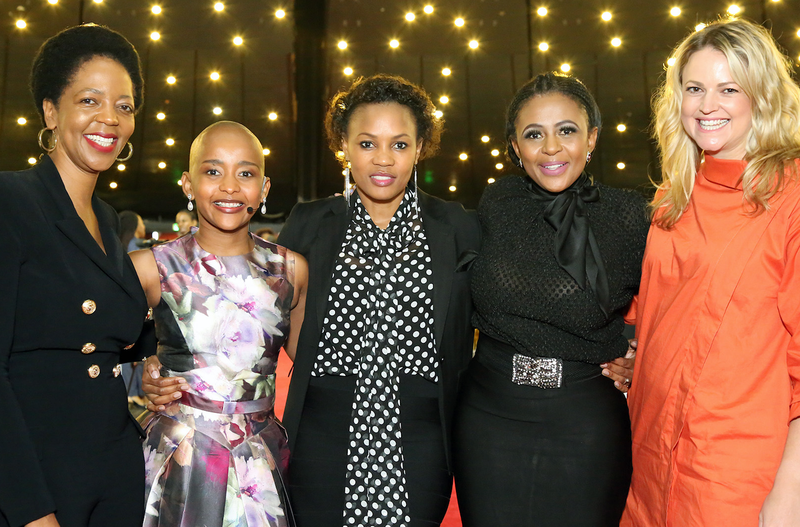FNB Business Women's Breakfast – Unstoppable
