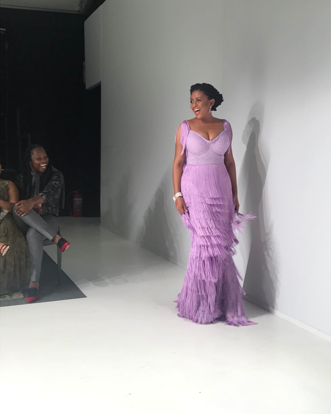 Bassey at SA Fashion Week 2018